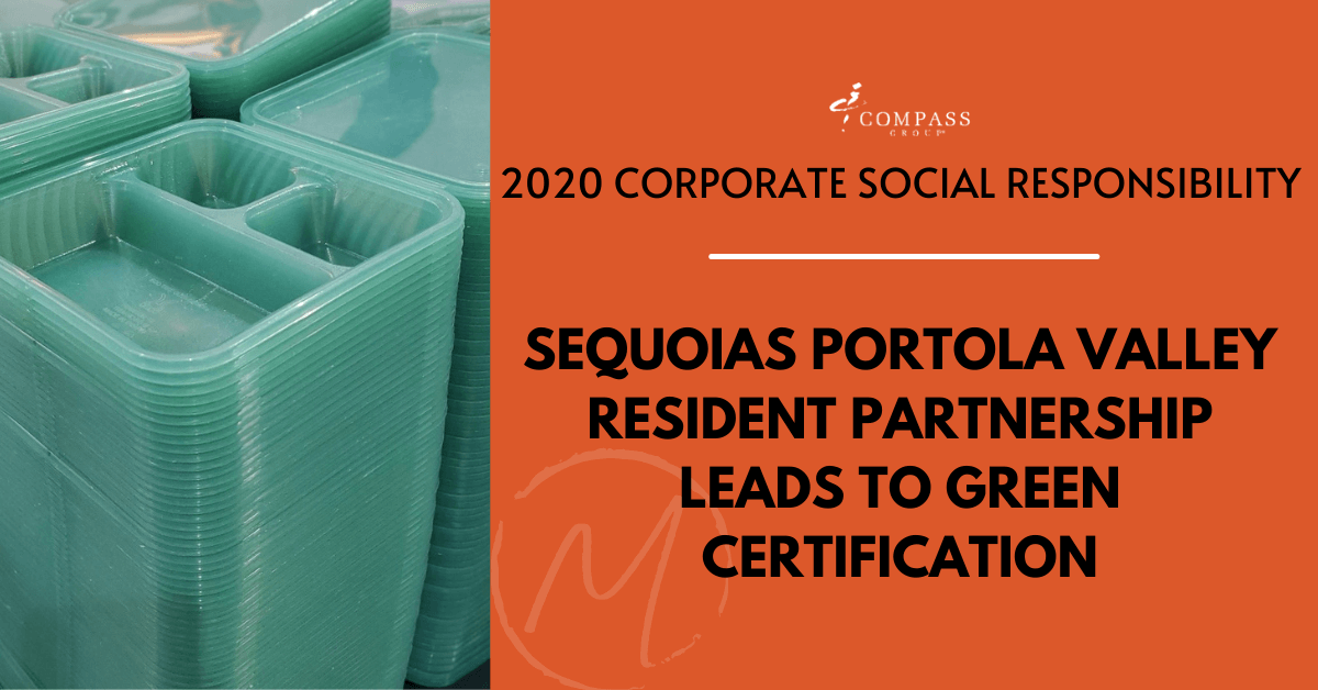Sequoias Portola Valley Green Certification